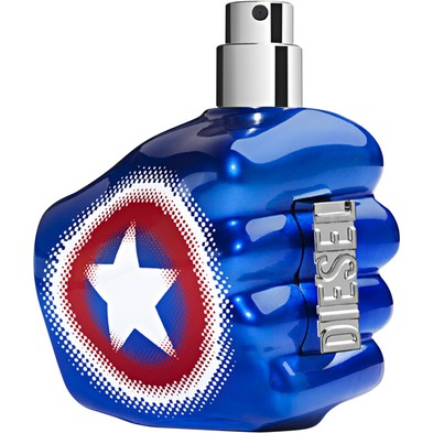 Diesel Only The Brave Captain America аромат