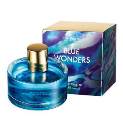 Oriflame Blue Wonders аромат