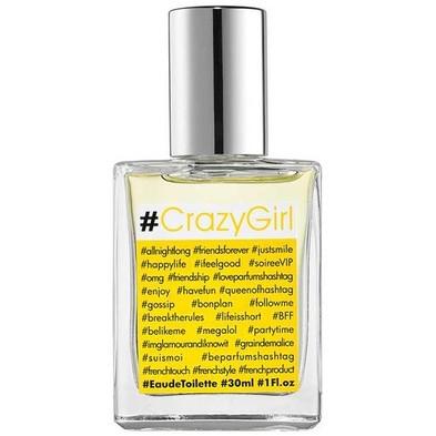 Parfum Hashtag #CrazyGirl аромат