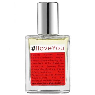 Parfum Hashtag #iloveYou аромат