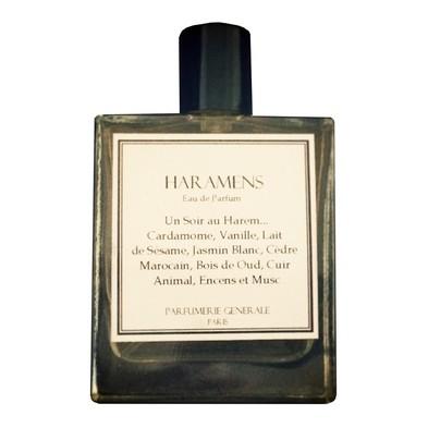 Pierre Guillaume: Parfumerie Generale Haramens аромат