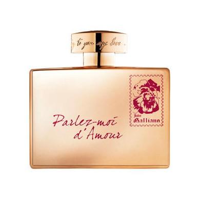 John Galliano Parlez-Moi d'Amour Gold Edition аромат