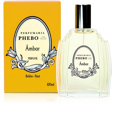 Perfumaria Phebo Ambar аромат