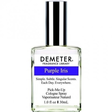 Demeter Purple Iris аромат