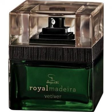 Jequiti Royalmadeira Vetiver аромат
