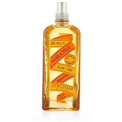 L`Occitane Ruban D'Orange аромат