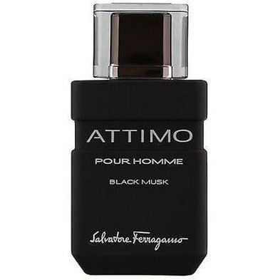 Salvatore Ferragamo Attimo Black Musk Pour Homme аромат