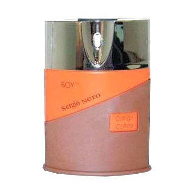 Sergio Nero Boy Orange Coffee аромат