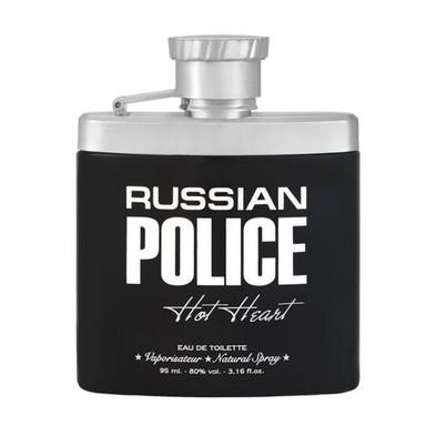 Sergio Nero Russian Police Hot Heart аромат