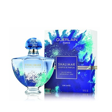 Guerlain Shalimar Souffle de Parfum 2016 аромат