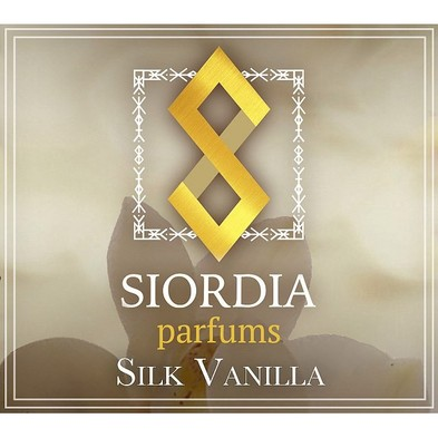 Siordia Parfums Silk Vanilla аромат