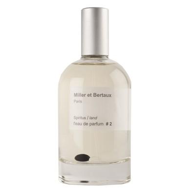 Miller et Bertaux Spiritus / Land #2 аромат