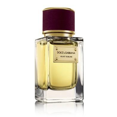 Dolce&Gabbana Velvet Sublime аромат