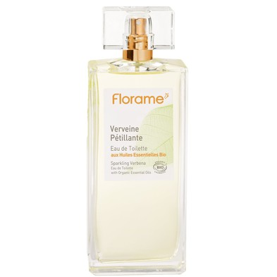 Florame Verveine Petillante аромат