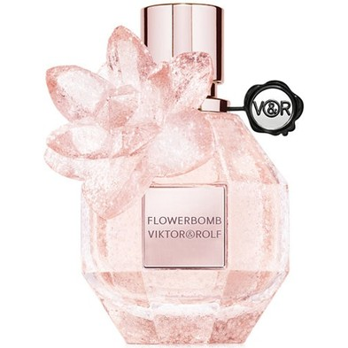 Viktor&Rolf Flowerbomb Pink Crystal Limited Edition аромат