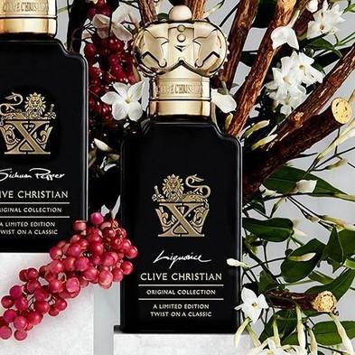 Clive Christian X Liquorice аромат