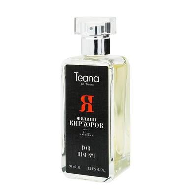 "Teana ""Я"" для него от Филиппа Киркорова аромат"