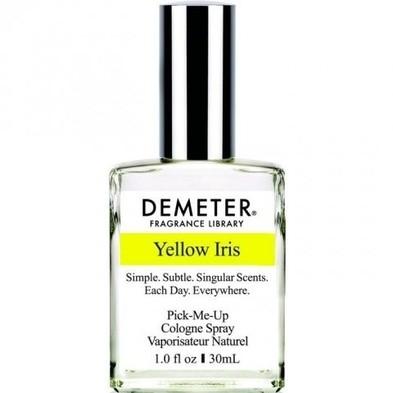 Demeter Yellow Iris аромат