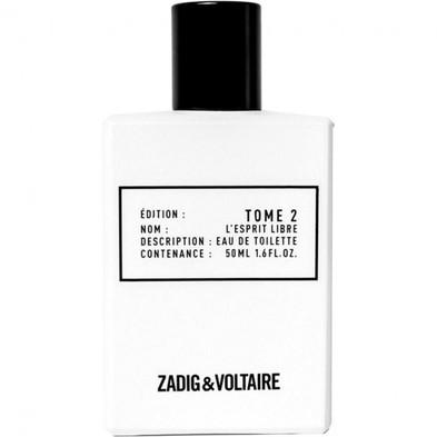 Zadig & Voltaire Tome 2 La Légèreté аромат