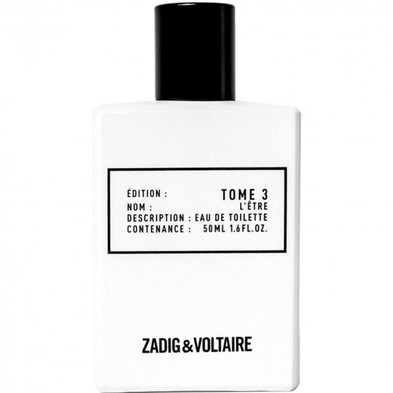 Zadig & Voltaire Tome 3 L'Etre аромат