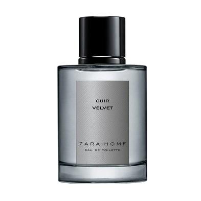 Zara Home Cuir Velvet аромат