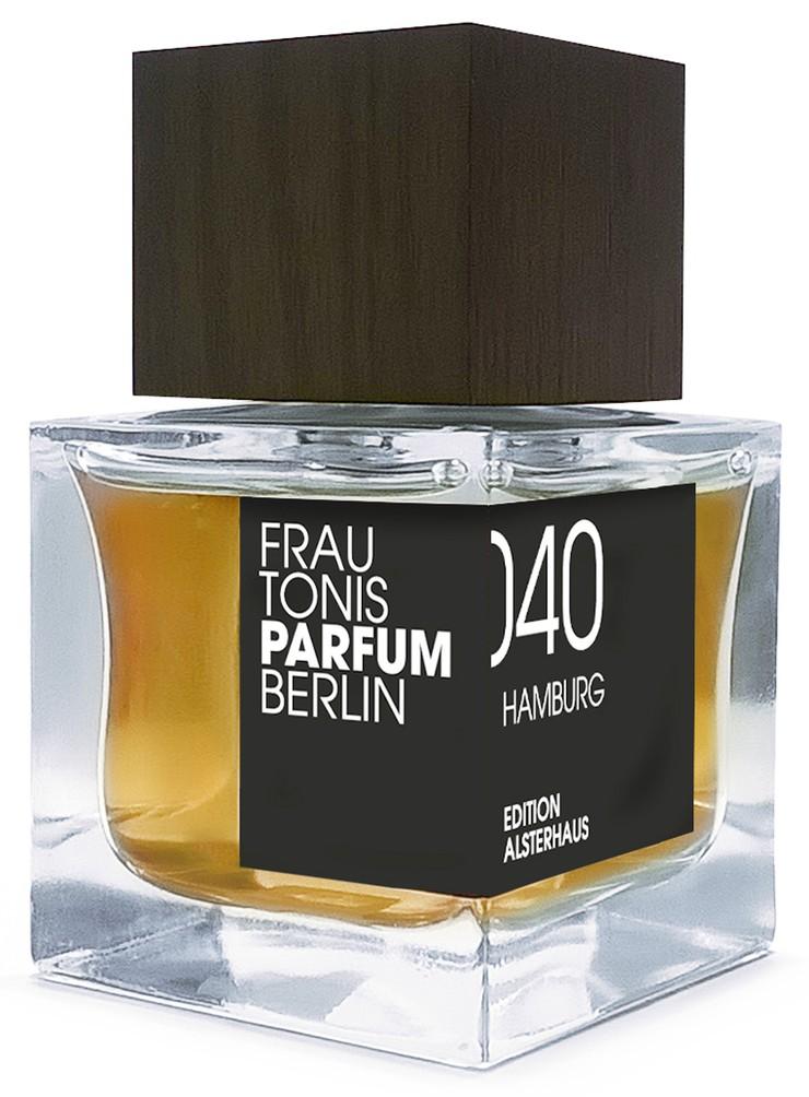 Frau Tonis Parfum 040 Hamburg – Edition Alsterhaus аромат для мужчин и женщин