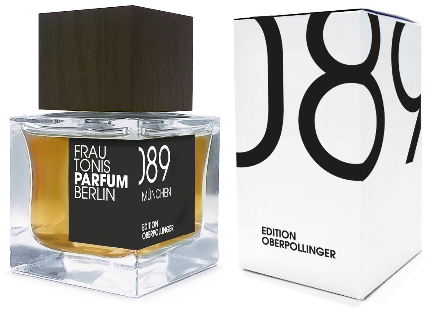 Frau Tonis Parfum 089 München – Edition Oberpollinger аромат для мужчин и женщин