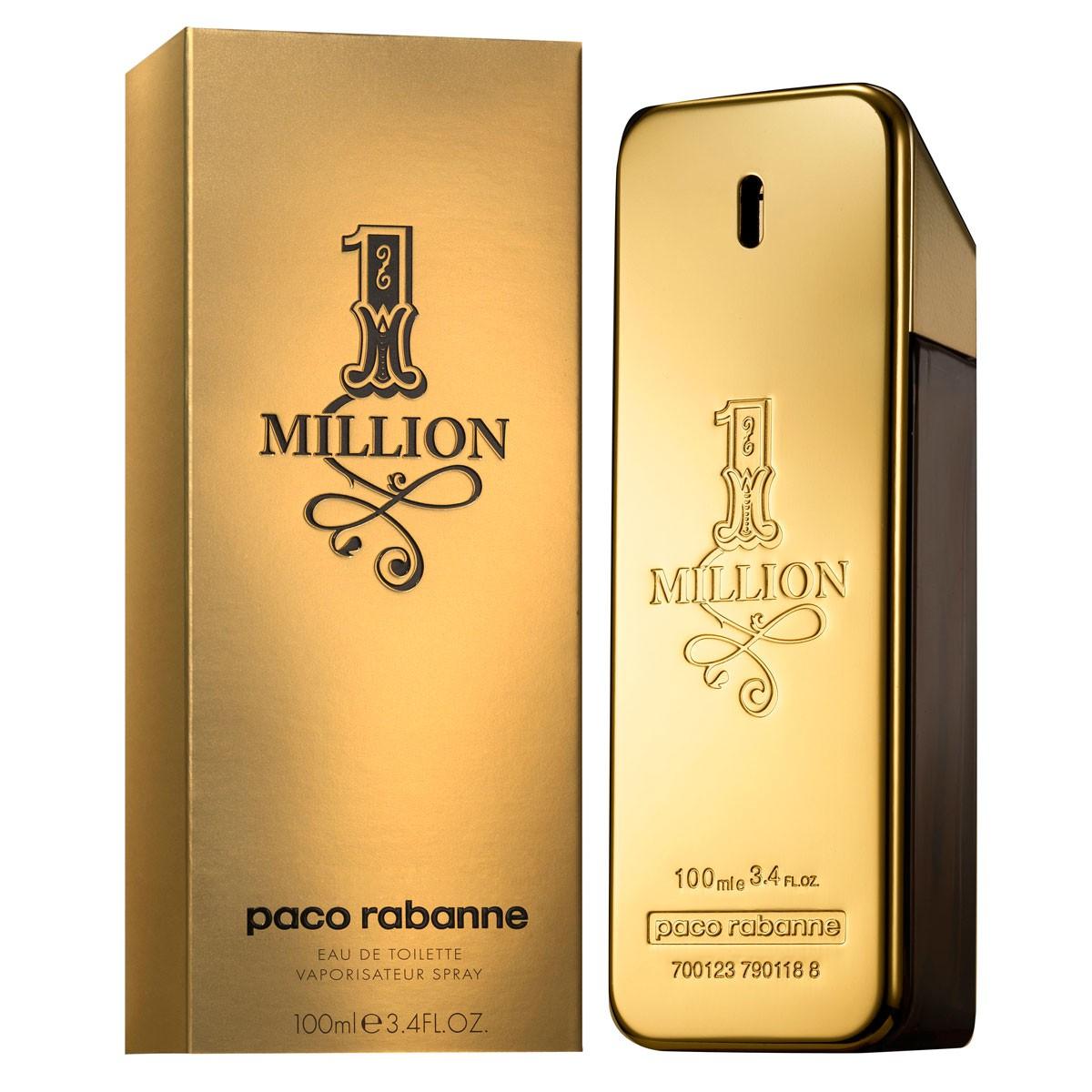 Paco Rabanne 1 Million аромат для мужчин