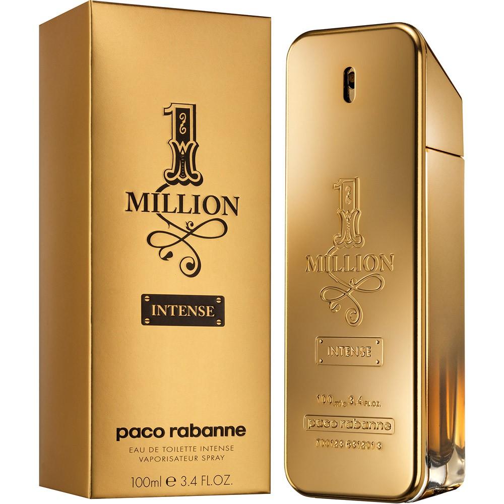 Paco Rabanne 1 Million Intense аромат для мужчин