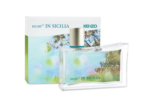 Kenzo 10:10 am in Sicilia аромат для женщин