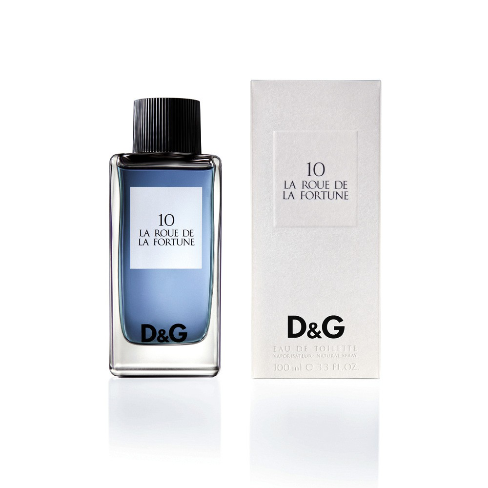 Dolce&Gabbana 10 La Roue De La Fortune аромат для мужчин и женщин