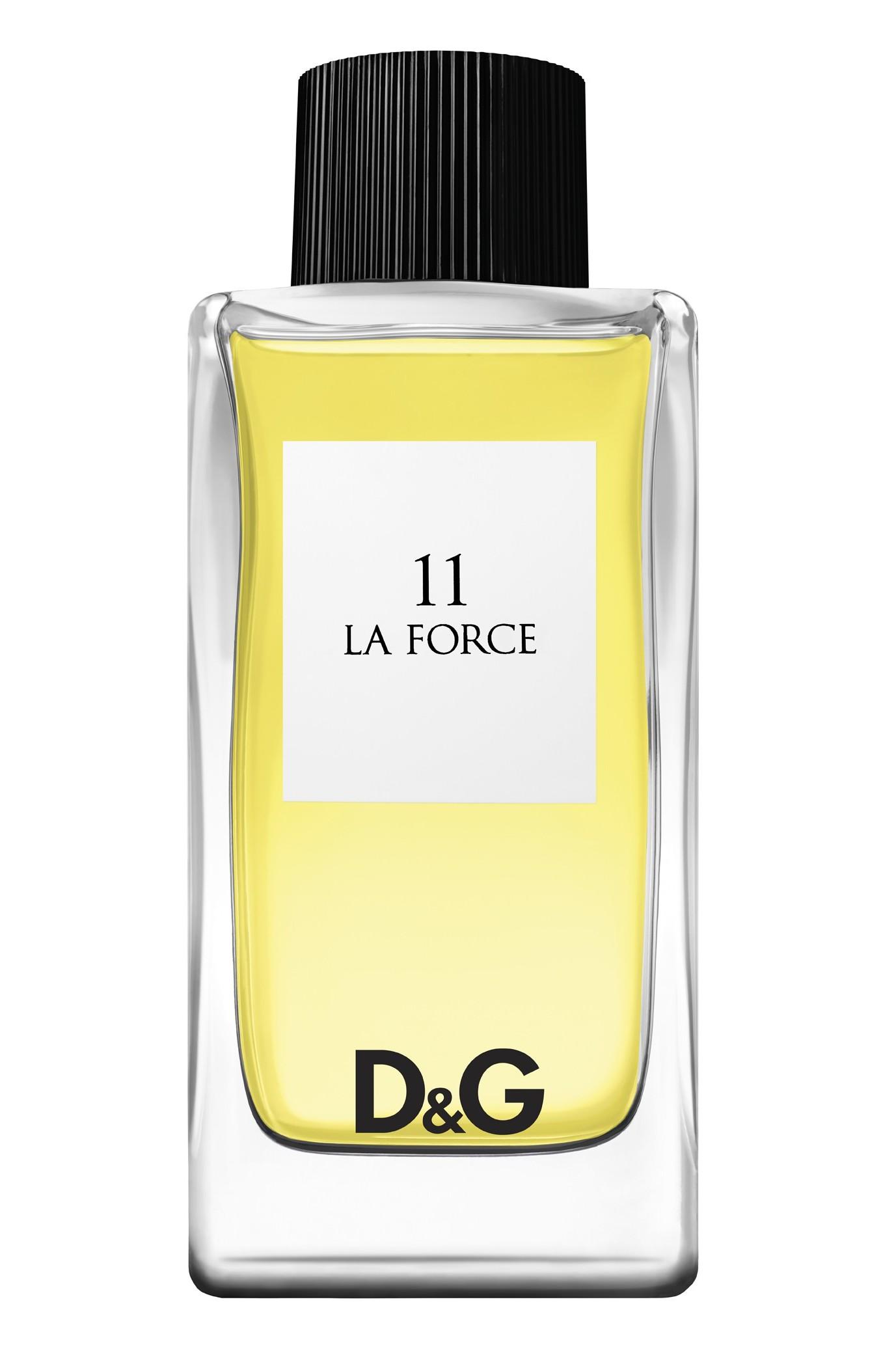 Dolce&Gabbana 11 La Force аромат для мужчин и женщин