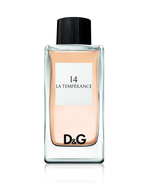 Dolce&Gabbana 14 La Temperance аромат для женщин