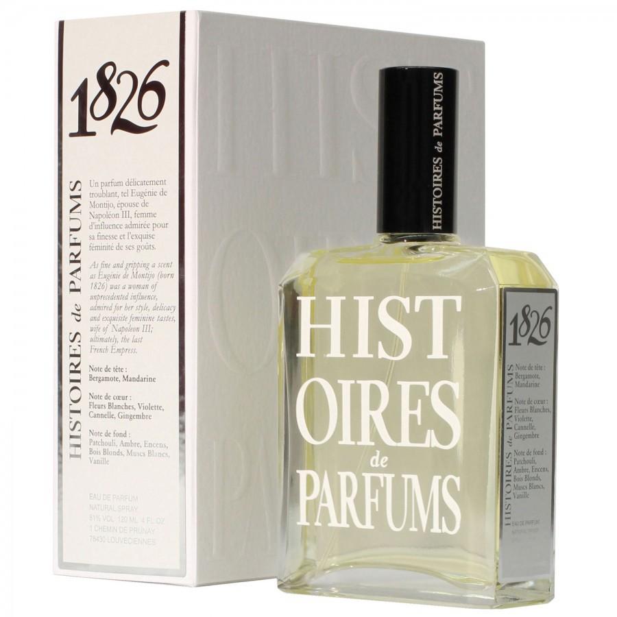 Histoires de Parfums 1826 Eugenie de Montijo аромат для женщин