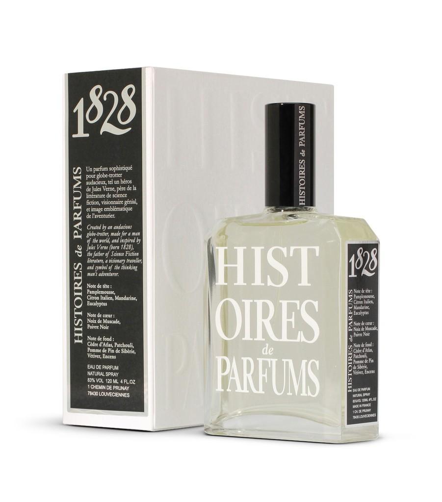 Histoires de Parfums 1828 Jules Verne аромат для мужчин