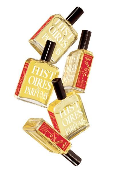 Histoires de Parfums 1889 Moulin Rouge аромат для женщин