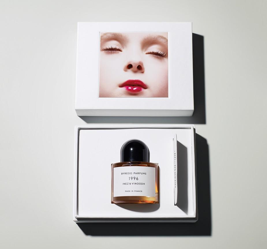 Byredo 1996 Inez & Vinoodh аромат для женщин