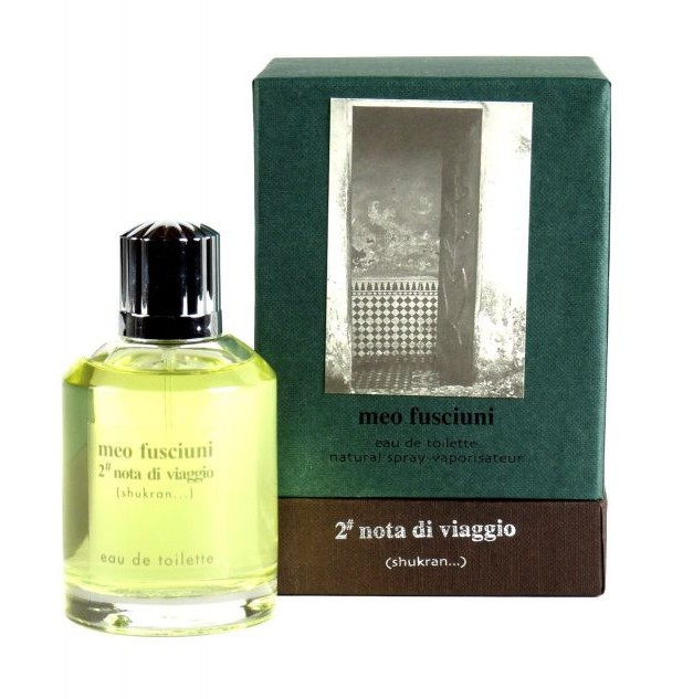 Meo Fusciuni 2# nota di viaggio (shukran) аромат для мужчин и женщин