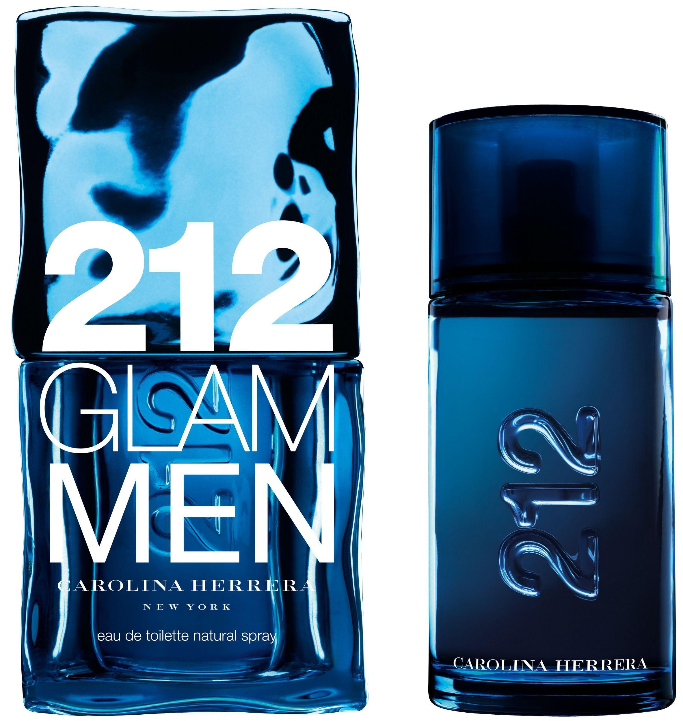 Carolina Herrera 212 Glam Men аромат для мужчин
