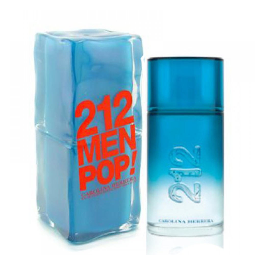 Carolina Herrera 212 Men Pop! аромат для мужчин