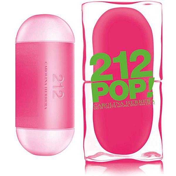 Carolina Herrera 212 Pop! аромат для женщин