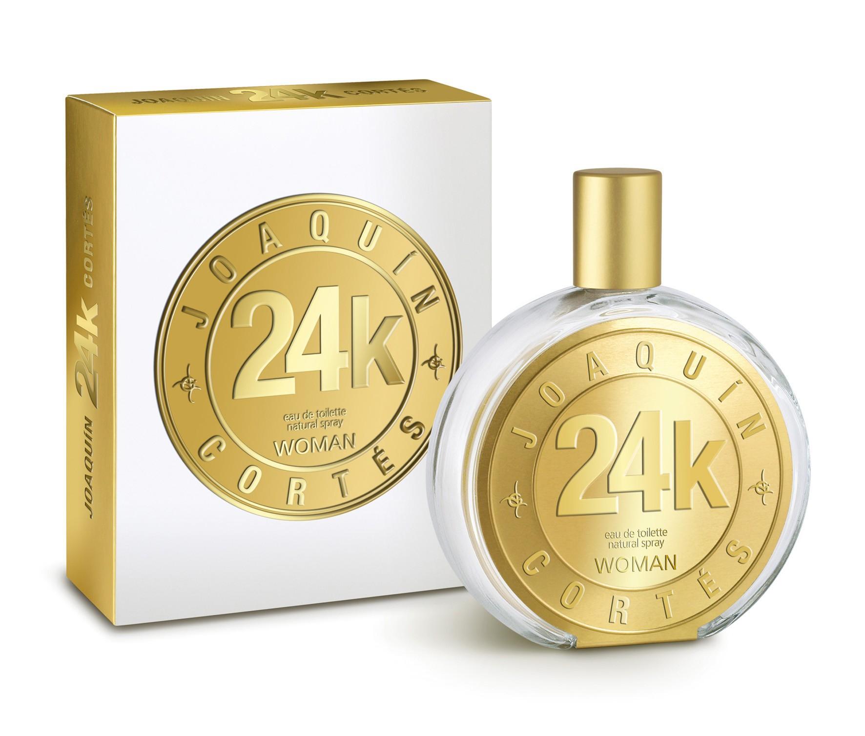Joaquin Cortes 24k Woman аромат для женщин