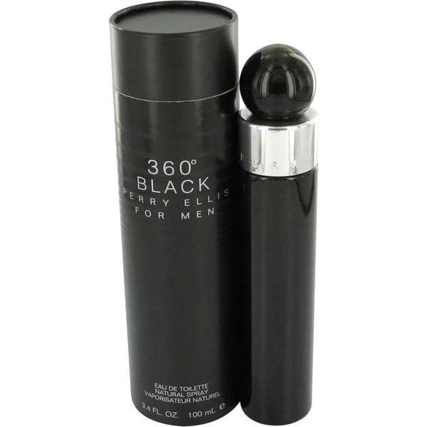 Perry Ellis 360° Black for Men аромат для мужчин