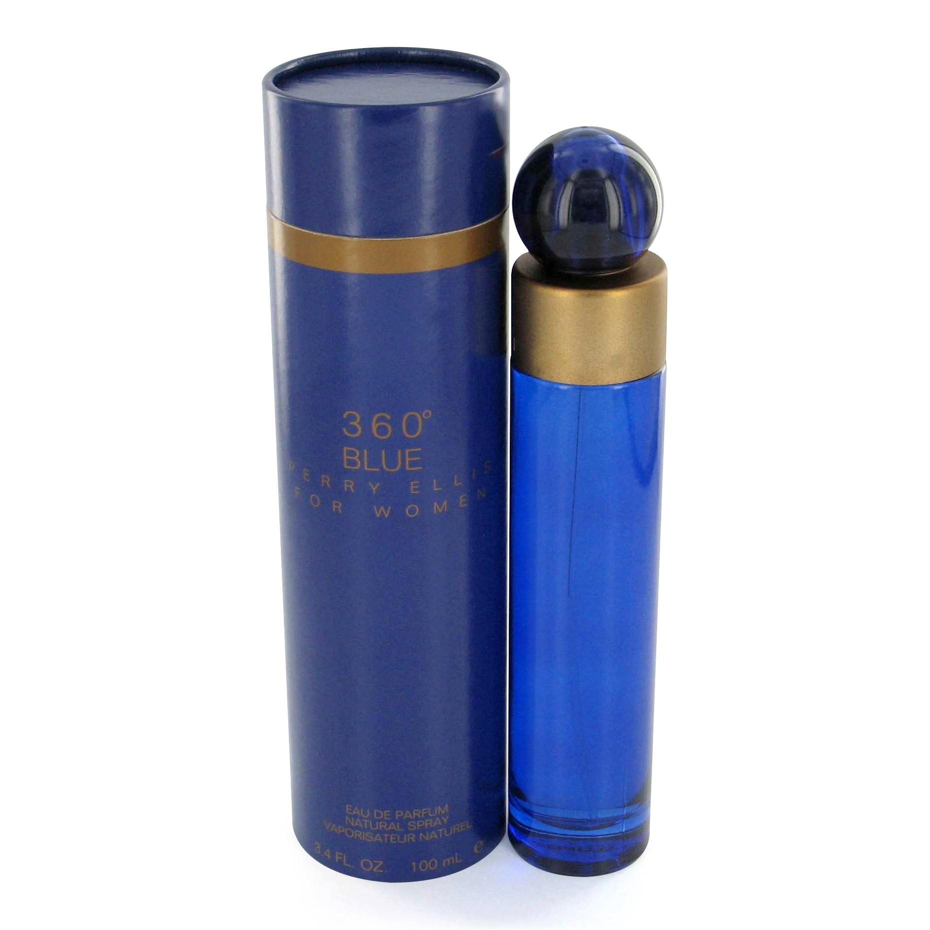 Perry Ellis 360° Blue for Women аромат для женщин