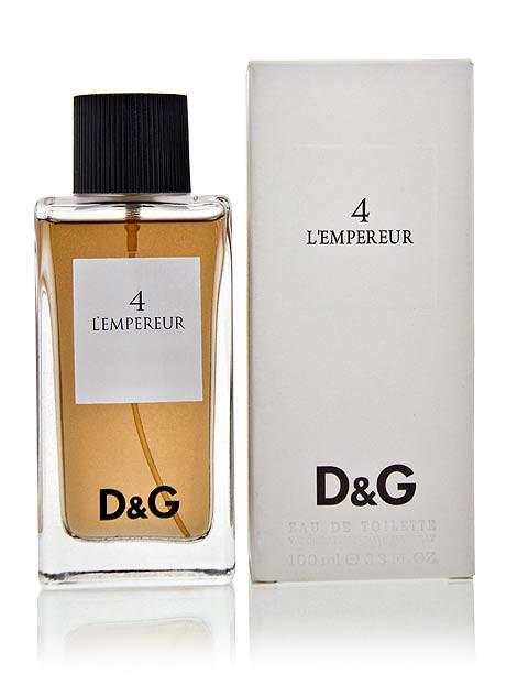 Dolce&Gabbana 4 L'Empereur аромат для мужчин и женщин