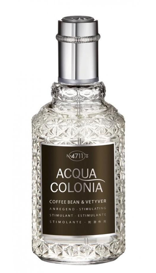 4711 Acqua Colonia Coffee Bean & Vetyver аромат для мужчин и женщин
