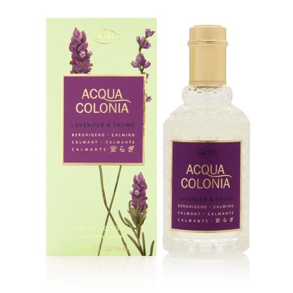 4711 Acqua Colonia Lavender & Thyme аромат для мужчин и женщин