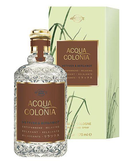 4711 Acqua Colonia Vetyver & Bergamot аромат для мужчин и женщин