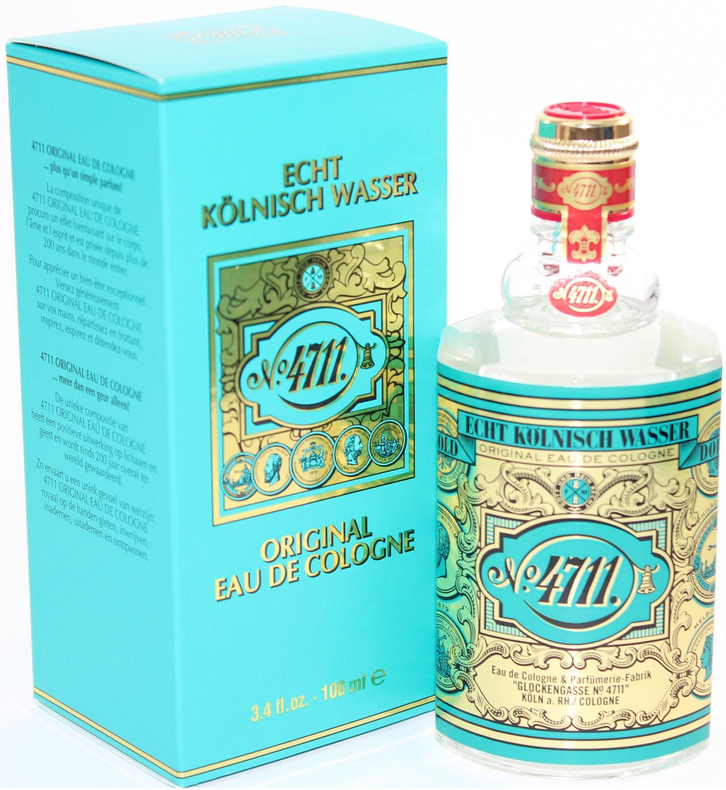 4711 Original Eau de Cologne аромат для мужчин и женщин