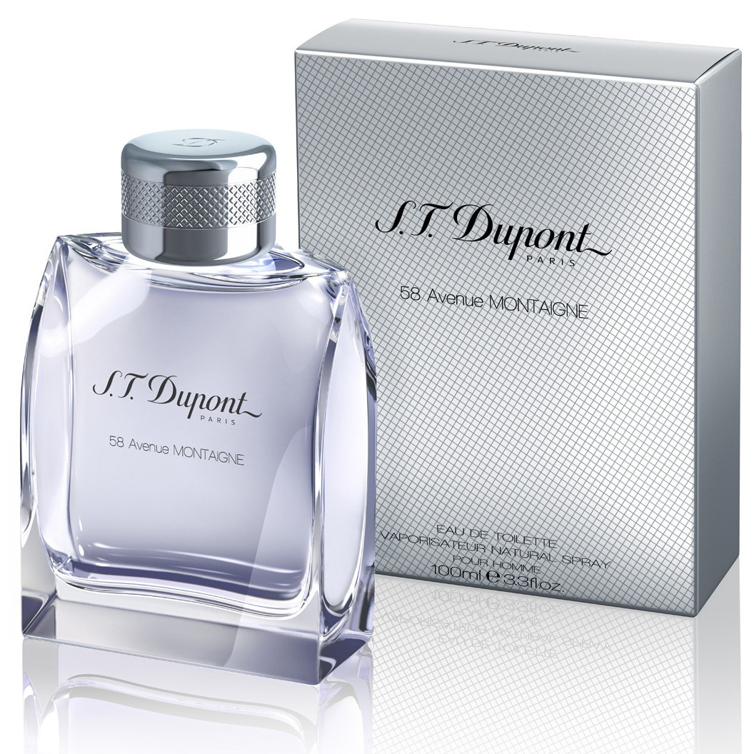 S.T. Dupont 58 Avenue Montaigne pour Homme аромат для мужчин